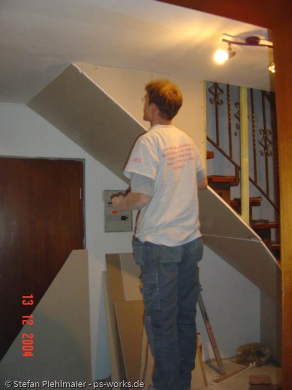 Offenes treppenhaus verkleiden  Offenes Treppenhaus Verkleiden | loopele.com